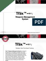 TRAK WMS Presentation