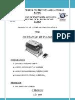 Proyecto de Instrumentacion Basica (Incubadora)