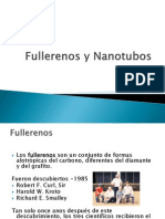 Fullerenos y Nanotubos