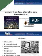 Hvacr Solar Una Alternativa Para Latinoamerica Por Cesar Isaza