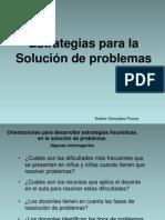 ESTRATEGIAS HEURi STICAS Soluc de Problemas 3er-6to-Grado