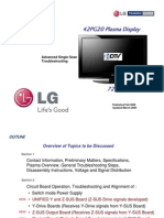 Lg 42pg20 Training Manual