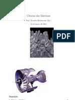 Ciência dos materiais - Evandro Bittencourt