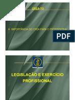Legislacao CREA To