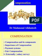Compensation 2012