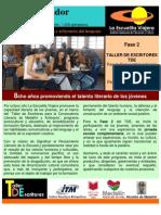 Revista Literaria El Dinamizador No. 33