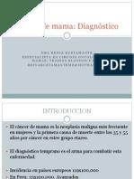 CA de Mama Exposic Med Interna