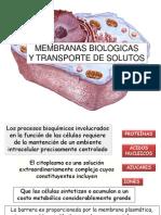 2 Membranas Biologicas y Transporte de Solutos 11
