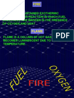 Fire Prevention & Means of Escape