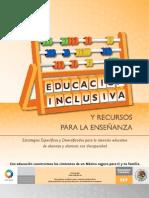 Estrategias Especificas Diversificadas Atencion Educativa