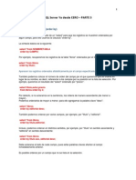 SQL Server Ya Desde CERO - Parte_3