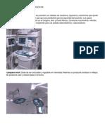 Displays Visuales Utilizados en Un Quirofano y Un Taller Mecanico Guillermo