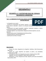 Geografia Argentina
