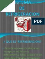 SISTEMA DE REFRIGERACION EXPOSICION DIAPOSITIVAS.pptx