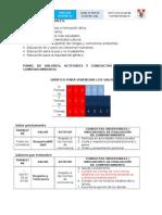 1 Panel de Valores y Actitudes Rosario2011