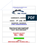 Free NewsleFreeNewsLetterCommodity.Commodity  by 3MTeam Security Services Pvt. Ltd.