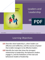 Chapter 10 - Principle of Management