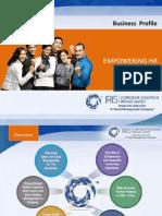 Iris-Corp's Business Profile