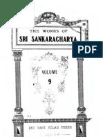 WorksOfSriSankaracharya09 Brihadaranyaka2 Text