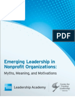 Amex Report Emerging Leadership