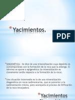 YACIMIENTOS 12