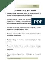 Objetivos de Los Semilleros PDF