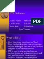 ETL Review