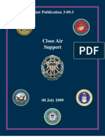 close air support U.S. Armed Forces