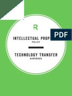 Tech Transfer Handbook