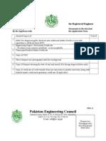 Engr Reg Form 1A1
