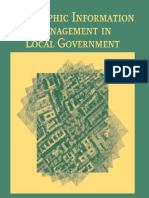 Book-geography Infornation on Local Government