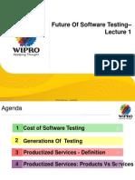 Future Softwaretesting Lecture 1 Ver2 (1)