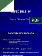 Infectiile IV. Meicina Semiologie