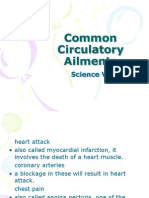 Common Circulatory Ailments