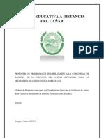 PREVENCIÓN DE LOS INCENDIOS FORESTALES EN AZOGUES IMPRIMIR