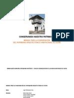 Manual de Intervencixn PRAHS