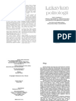 Leksykon Politologii z Aneksem 2004 Ocr