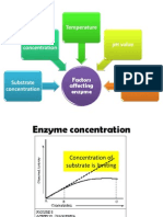Factor Affecting Enzyme