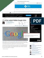 17 of the Coolest Hidden Google Tricks _ Memeburn