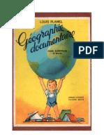 Géographie L Planel 03 CE2-CM1 Géographie Documentaire