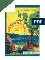 Géographie L Planel 04 CM1-CM2 Géographie Documentaire