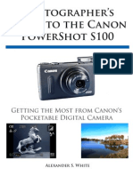 102794830 Photographers Guide to the Canon Powershot s100