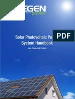 -Solar Photovoltaic Power System Handbook