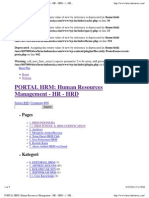 Human Resources Management - HR - HRD » 1. HRM INDONESIA