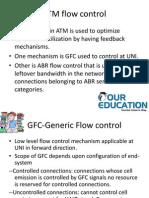 ATM flow control