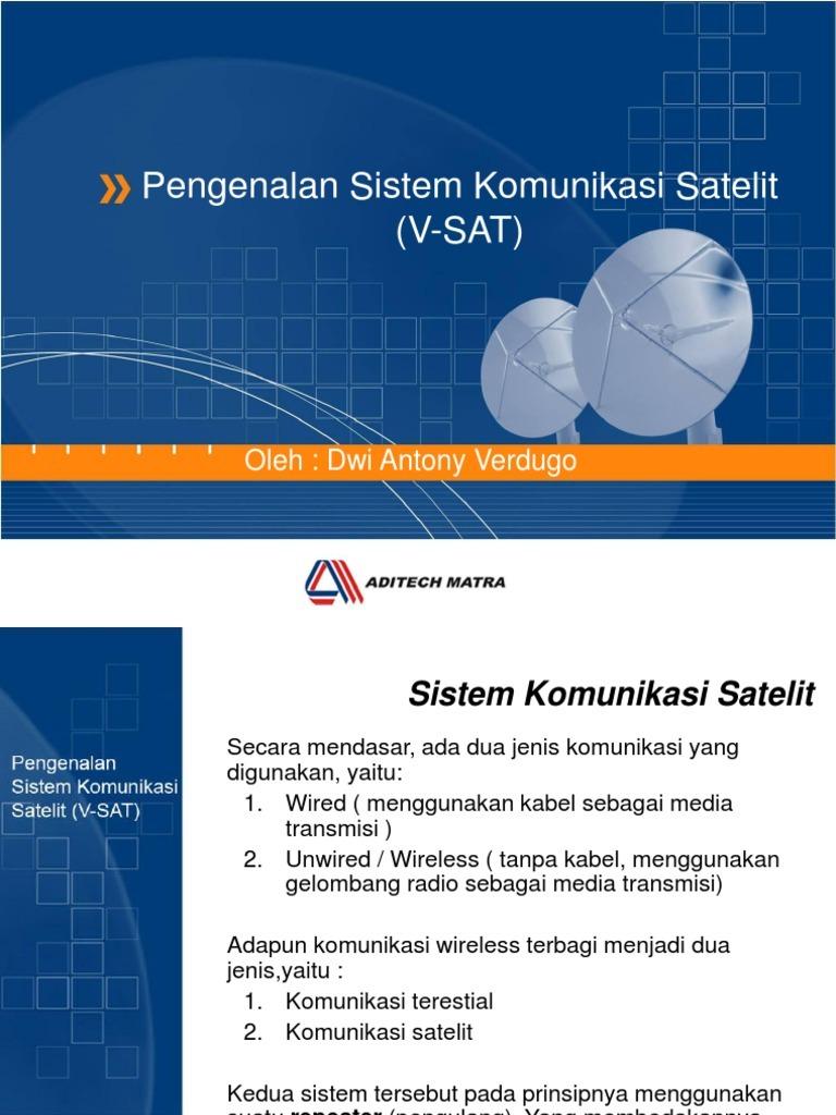 Pengenalan sistem komunikasi satelit ccuart Gallery