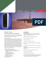 VHF Omni-Directional Range (VOR)