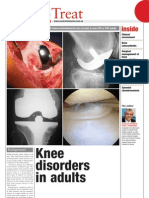 Knee Disorders in Adults