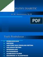 Retinopathy Diabetic