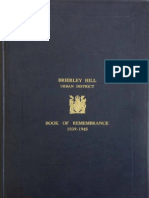 Brierley Hill Book of Remembrance 1939-1945